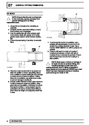 Land Rover Defender Workshop Manual, 1999, 2000, 2001, 2002 page 47