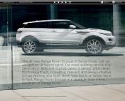 Land Rover Evoque 2 Catalogue Brochure, 2012 page 3
