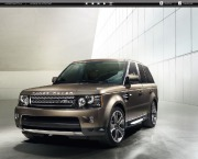 Land Rover Range Rover Sport Catalogue Brochure, 2012 page 2
