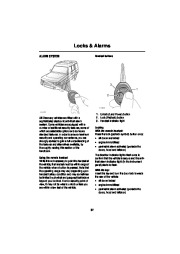 Land Rover Discovery Handbook Owners Manual, 2004 page 33