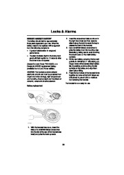 Land Rover Discovery Handbook Owners Manual, 2004 page 37