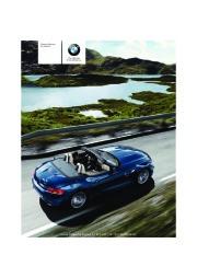 bmw z4 owners manual