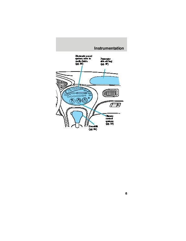 haynes manuals 36075 taurus sable 1996 2001 paperback  93 ford taurus fuse  diagram blazersdemoda?